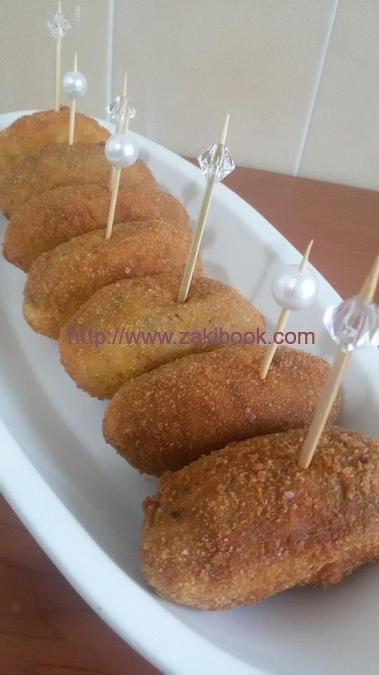 بطاطس محشية باللحمة المفرومة بالصور Breakfast Baked