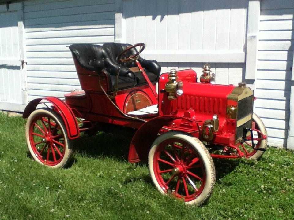 1907 Maxwell Model R Tourabout for sale | Hemmings Motor News ...