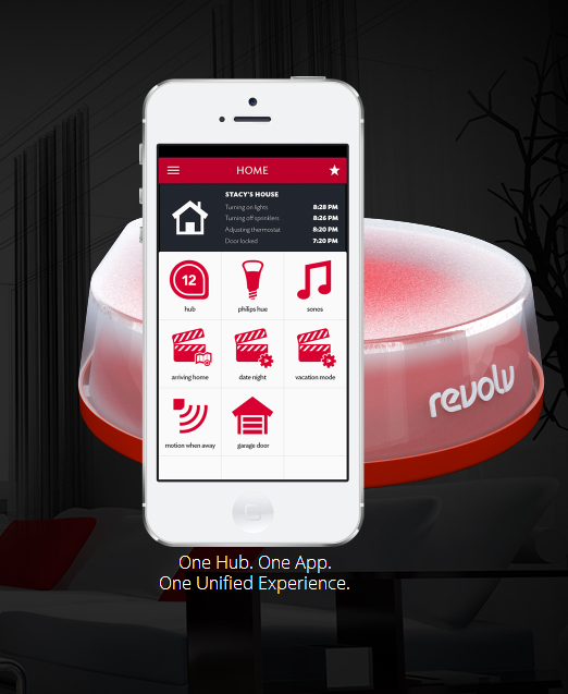 Control Your House From Your Smartphone With Revolv for iOS | App ...