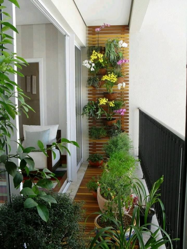 Ideas de jardines y patios interiores (21