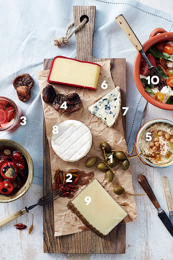 How to create the perfect cheese platter & How to create the perfect cheese platter | Cheese Cheese platters ...