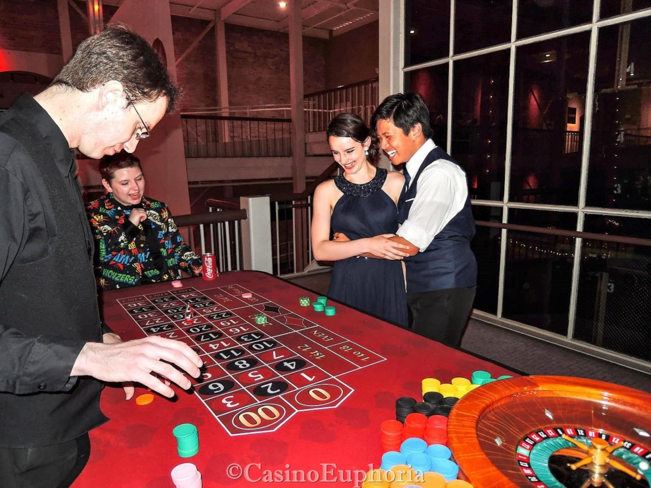 San Francisco Casino Party