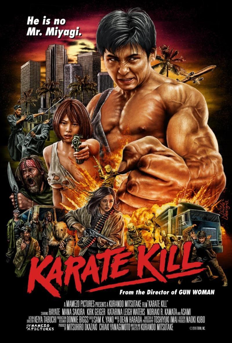 Karate Film Deutsch