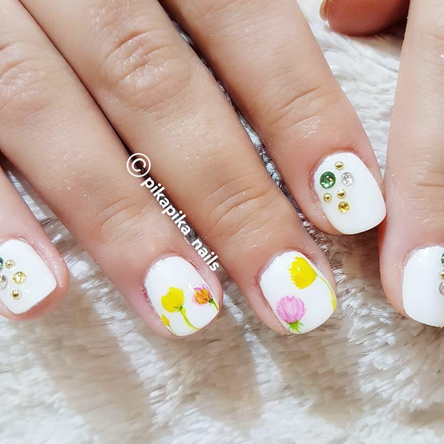 Bridal Nail Art Design 2017 - NailArts Ideas