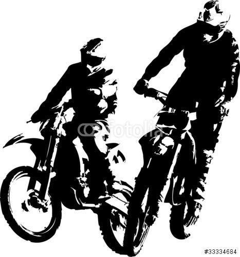 Motocross Logo Adobe Free Vector Google Sok En 2020 Motos
