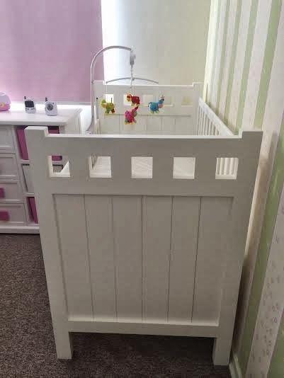 muebles de bebe: #cuna de bebe noemi   #cunas de #bebé   Pinterest