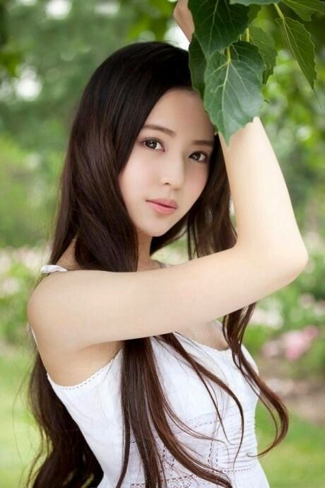 asian girl young Beautiful teen