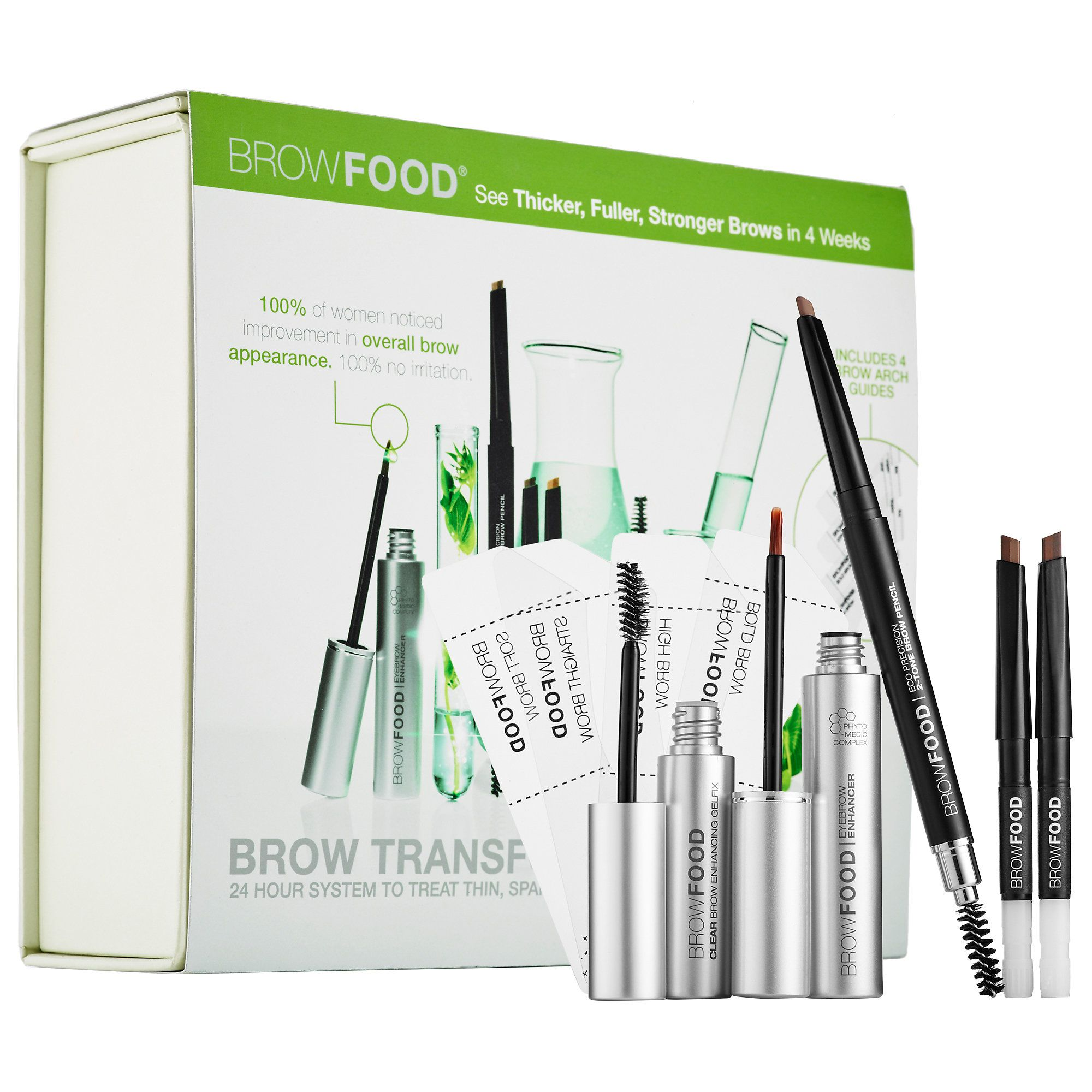 What it is:A brow perfecting collection containing core brow products and tools…