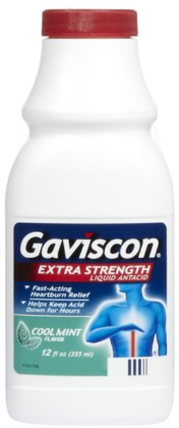 I M Learning All About Gaviscon Extra Strength Antacid Liquid At Influenster Strength Extra Natural Remedies