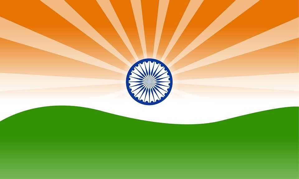 Indian Flag Illustration Indian Flag More Pins Like This