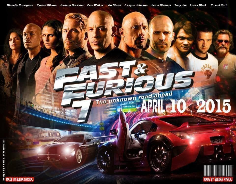 Pin by Jennifer Schreiber on Fast and furious series ...