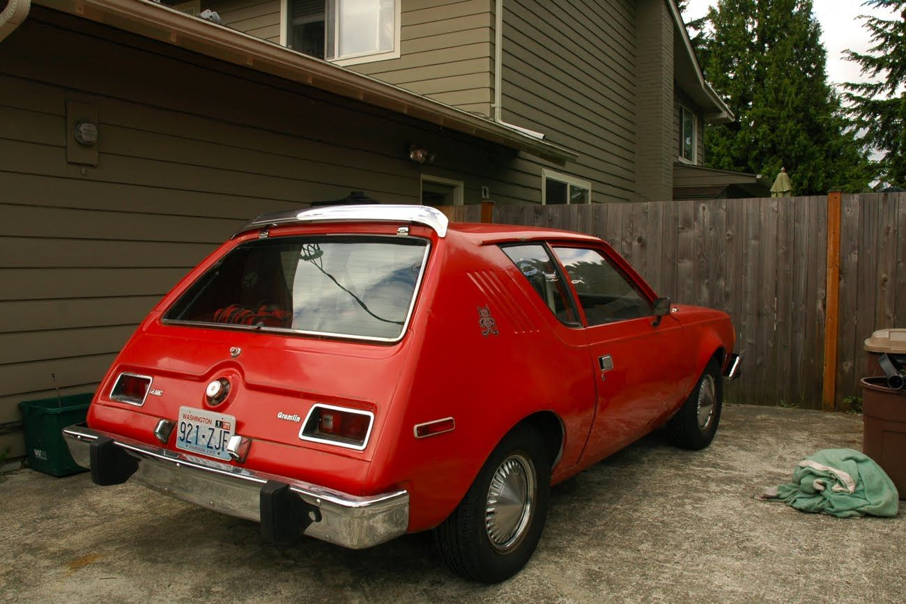 Red 1976 Amc Gremlin Pinterest Gremlins Cars And 1975 Wiring Diagram