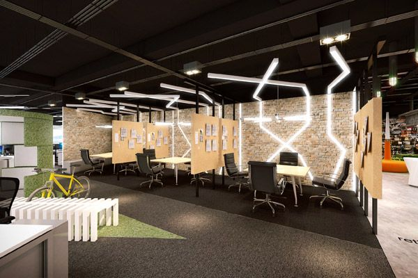 ONG&ONG'S NEW KL OFFICE | Office interior design ...