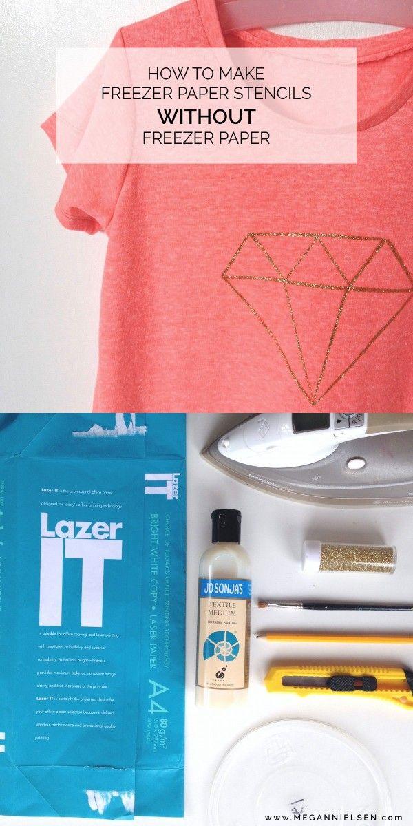 ff3d2fe29f88 How to make freezer paper stencils WITHOUT freezer paper! Megan Nielsen  Design Diary tutorial