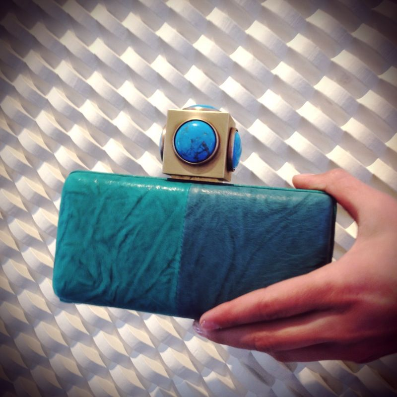 Something to hold on to...  http://www.kellywearstler.com/color-block-clutch/d/10262_c_22