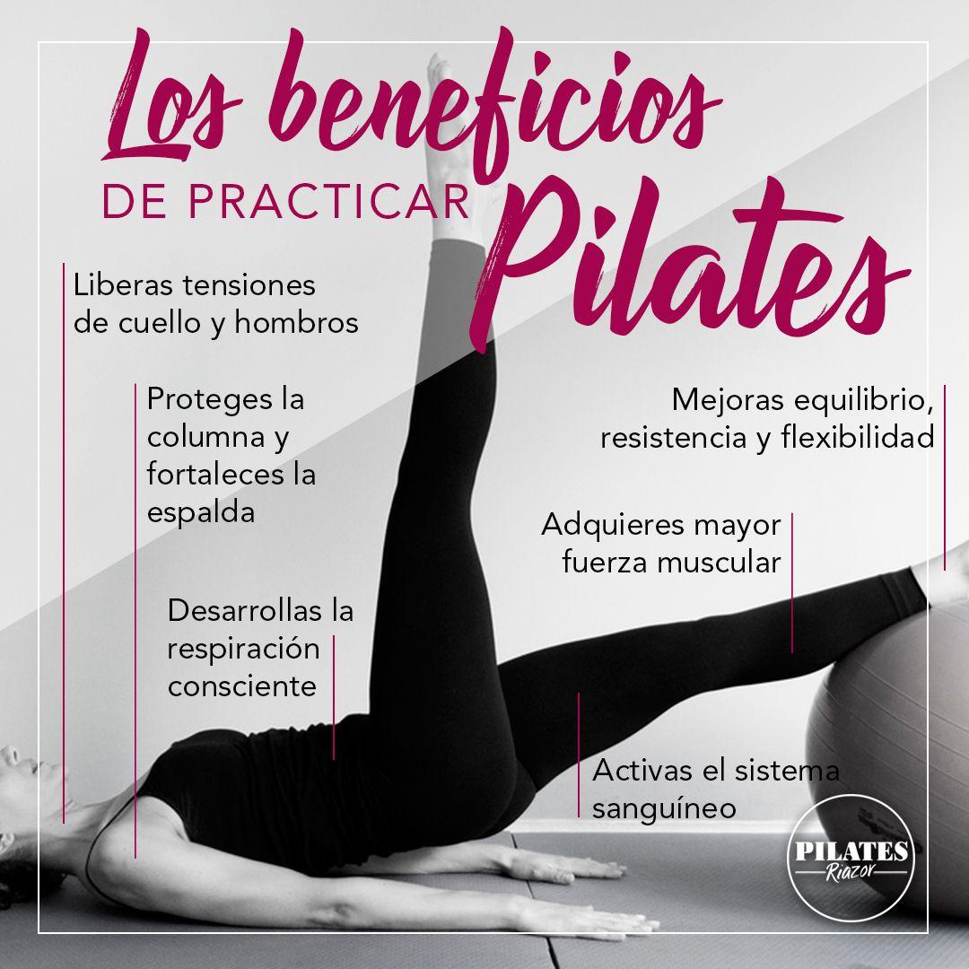 Beneficios De Hacer Pilates Pilates Riazor A Coruña Pilates Entrenamiento De Pilates Ejercicios Pilates