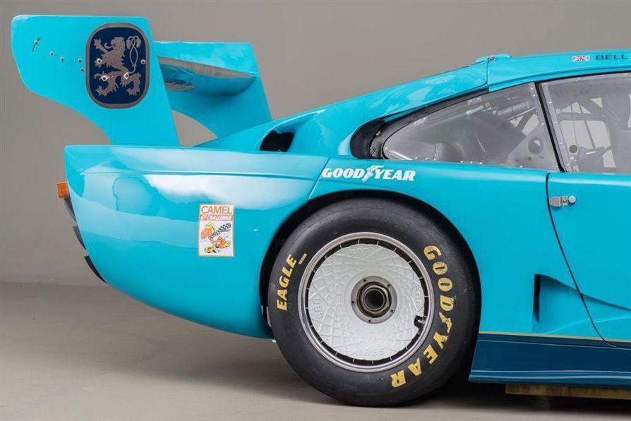 King of 935s: 1981 Kremer Porsche 935 K4 IMSA GTP