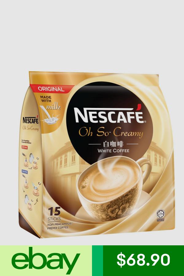 NESCAFÉ Flavored Coffee Home & Garden ebay Nescafe