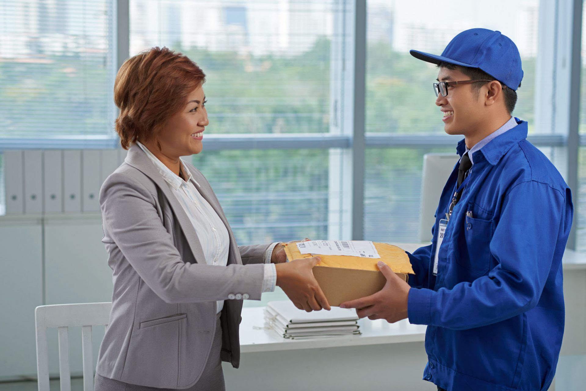 Cheap selfemployed couriers insurance you can trust