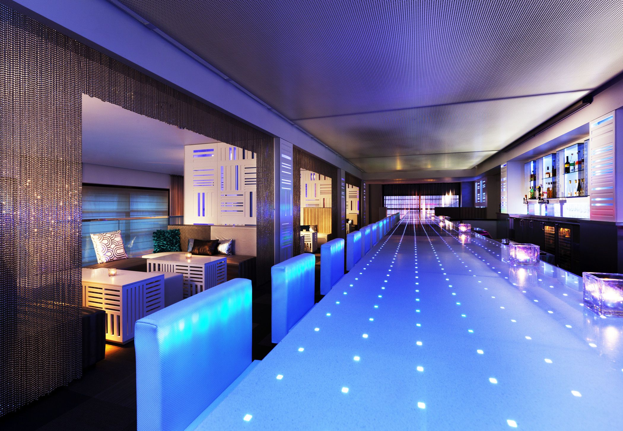 The W Hotel If Your Company Is Looking For A Their Holiday Party San Francisco