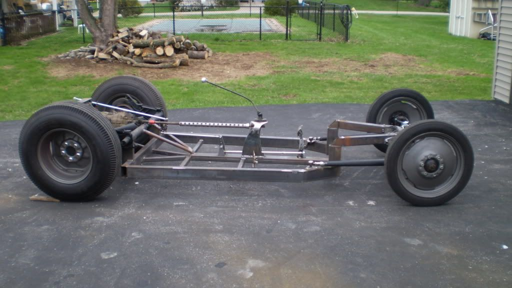 how to build a hot rod frame