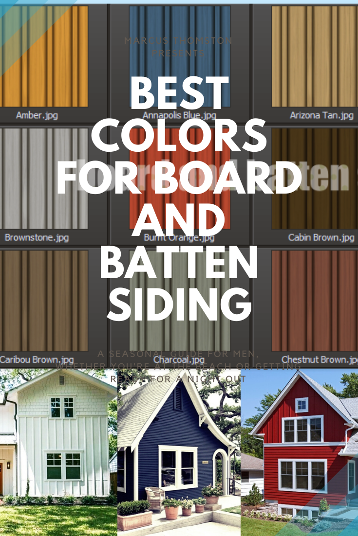 Pin On Installing Board And Batten Siding