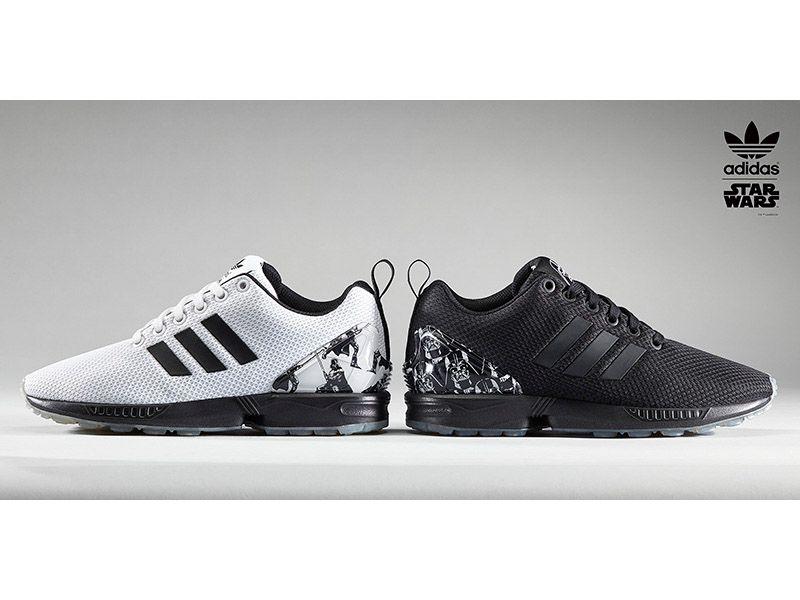adidas Originals mi ZX Flux - Star Wars, #adidasOriginals