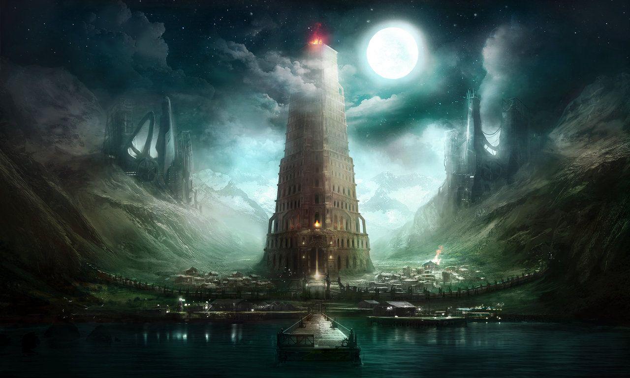 The Tower by jordangrimmer on DeviantArt
