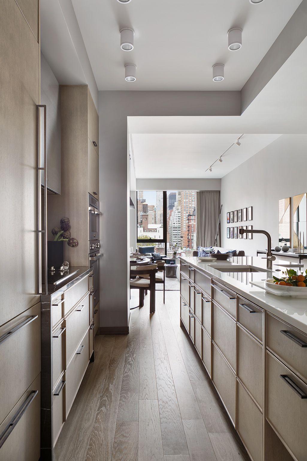 Marvelous Workshop APD Manhattan Kitchen, Galley Kitchens, Dream Kitchens, House  Goals, Building A