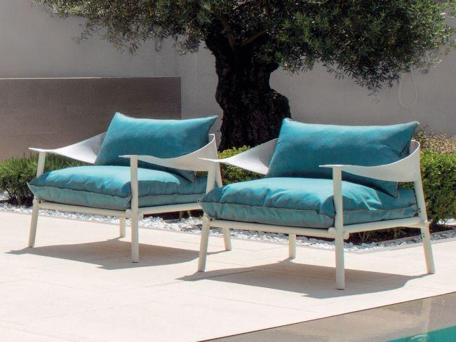 emu Outdoor Lounge-Sessel Terramare (35 Farben) | emu ...