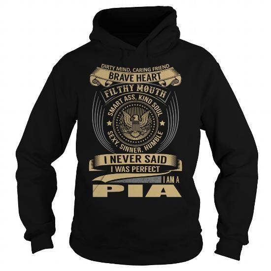 9207050b PIA Last Name, Surname T-Shirt #name #tshirts #PIA #gift #ideas ...
