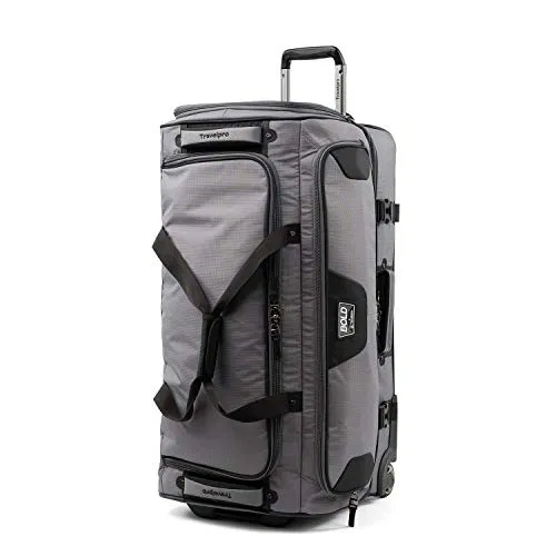Travelpro Bold 30 Rolling Duffle Bag With Drop Bottom Luggage Sale Lightbagtravel Com Rolling Duffle Bag Duffle Bag Duffle