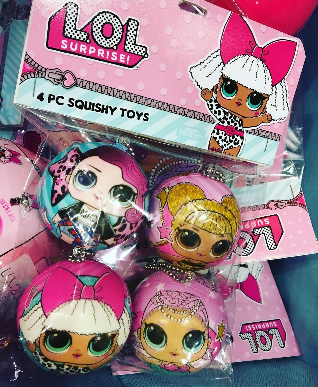 Lolsurprise Squishies Coming To Major Retail Near You Partyfavors Bagfiller Toys Lol Cheerleader Birthday Party Easy Handmade Gifts Valentines Day Party