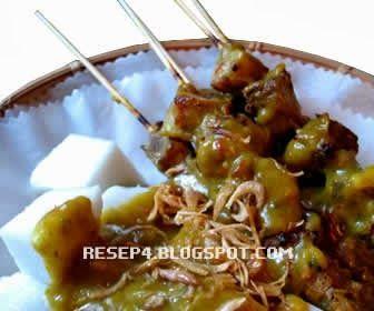 Resep Sate Padang Asli Yang Enak Resep Masakan Masakan Indonesia Resep Masakan Indonesia