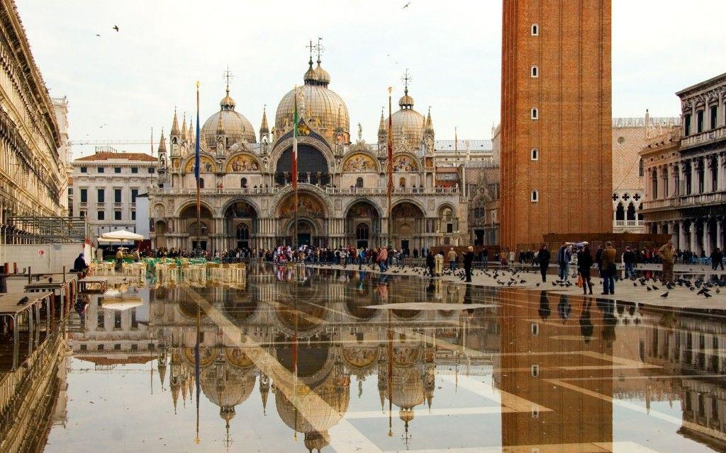 Plaza San Marcos, el corazón y alma de Venecia