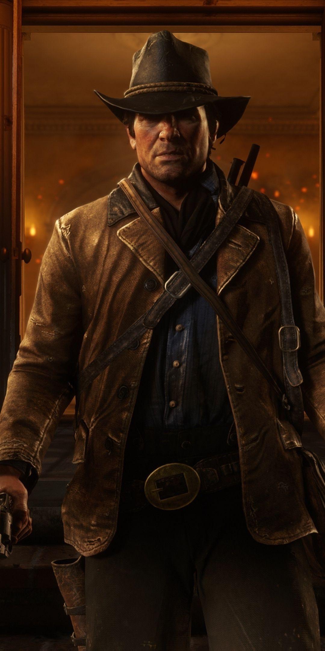 Video game, 2018, Red Dead Redepmption 2, Arthur