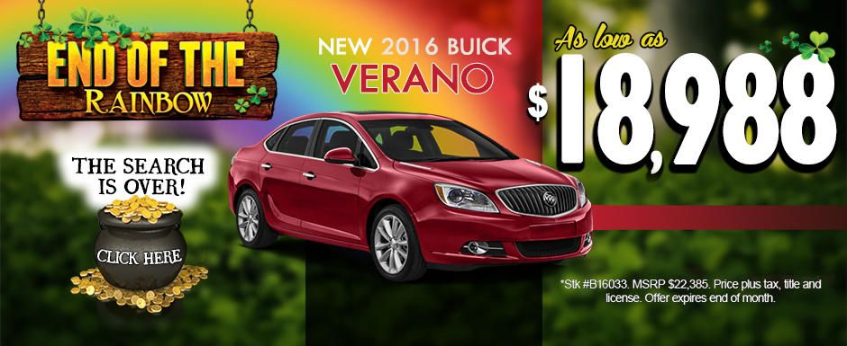 Visit Mckenzie Motors Buick Gmc Is Your New And Used Car