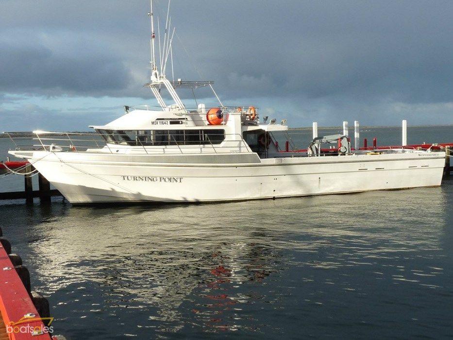 Used 1998 Westcoaster Charter Boat For Sale Boatsales Com Au