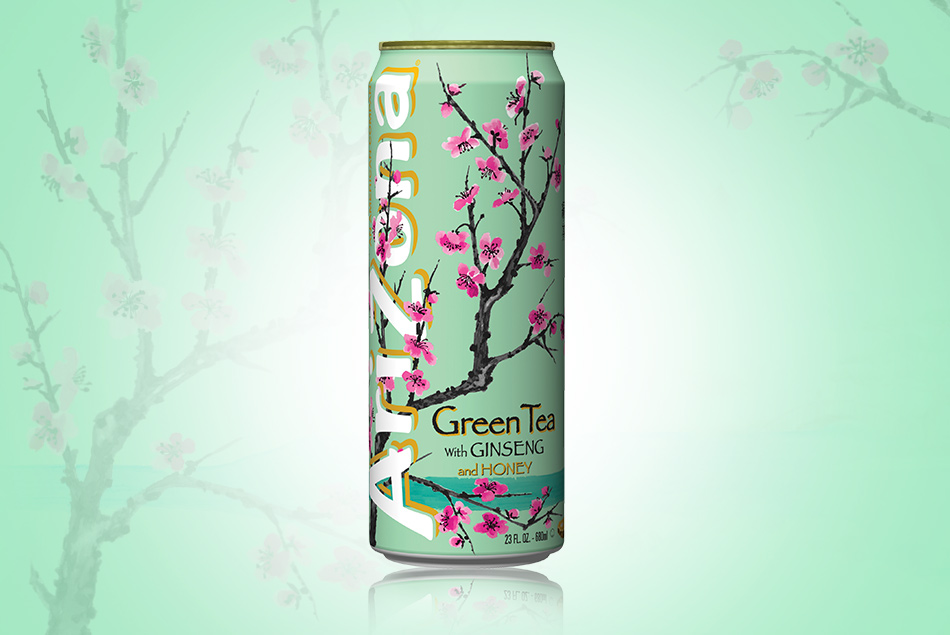 An Arizona Classic For Over Ten Years We Re Proud To Say That This Is America S Best Selling Green Tea Ever Wonder Arizona Green Teas Arizona Tea Tea Brands