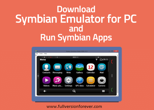 Symbian Emulator v1 0 1 For S60 5th SDK ASP Full Version