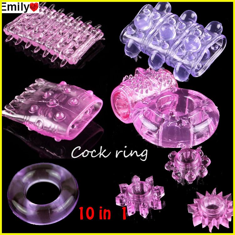 10 Different Penis Rings,Vibrating Rings,Cock Rings,Sex ring,Sex Toy,Sex products,Adult toy 10pcs/lot -  http://mixre.com/10-different-penis-ringsvibrating-ringscock-ringssex-ringsex-toysex-productsadult-toy-10pcslot/  #PenisRings