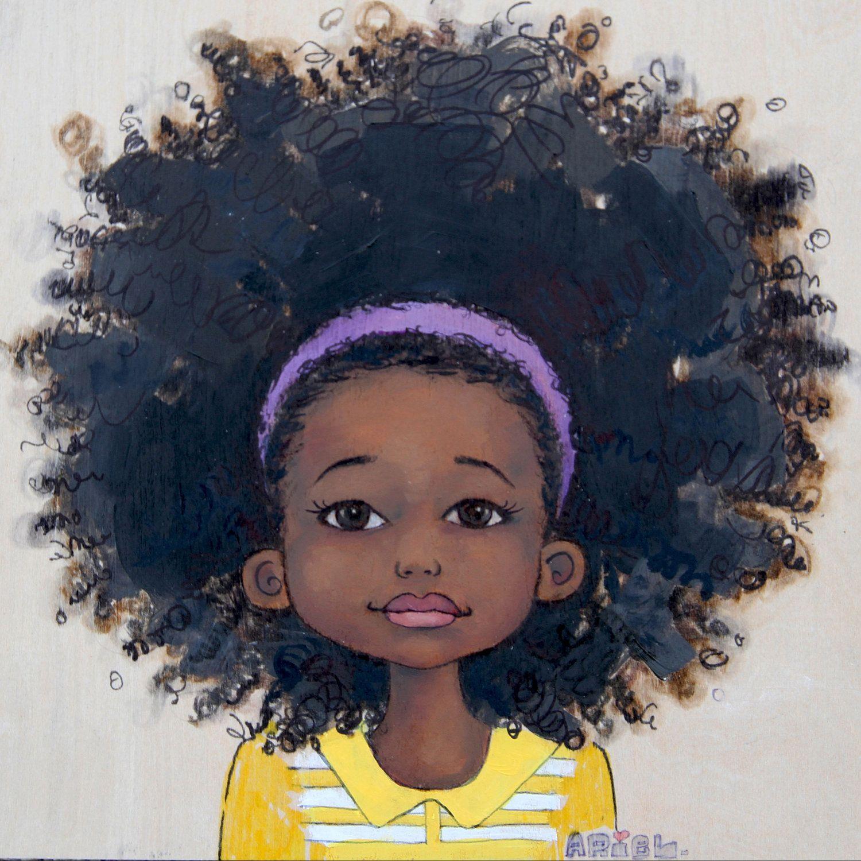 by KeturahAriel...simply beautiful Arte com cabelo