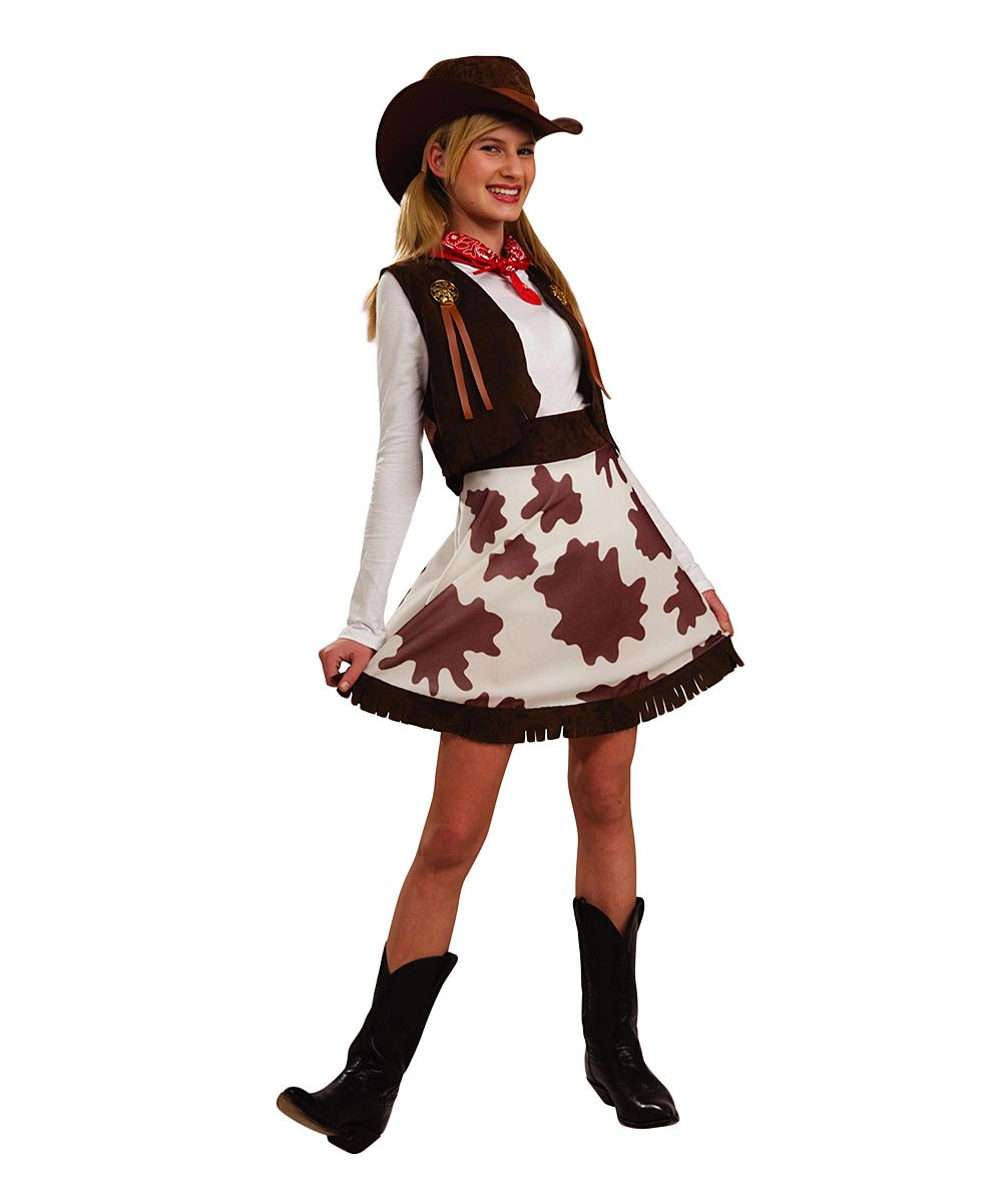 Cowgirl Dress-Up Set - Girls | zulily