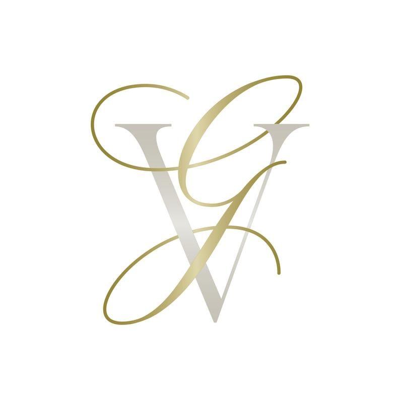 Lettermark Logo Typography Logo Monogram Logo Gv Vg In 2021 Monogram Logo Typography Logo Monogram Logo Letters