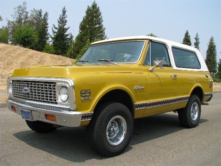 Bing 1969 Chevy Blazer Chevrolet Trucks Chevy Blazer K5