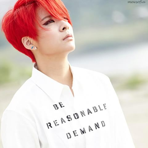 Image result for amber fx red hair | JUST SO | Pinterest ... F(x) Amber Red Light
