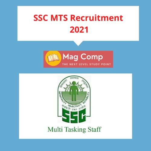 Ssc Mts Recruitment 2021 Apply Online Notification Release In 2021 How To Apply Apply Online Recruitment