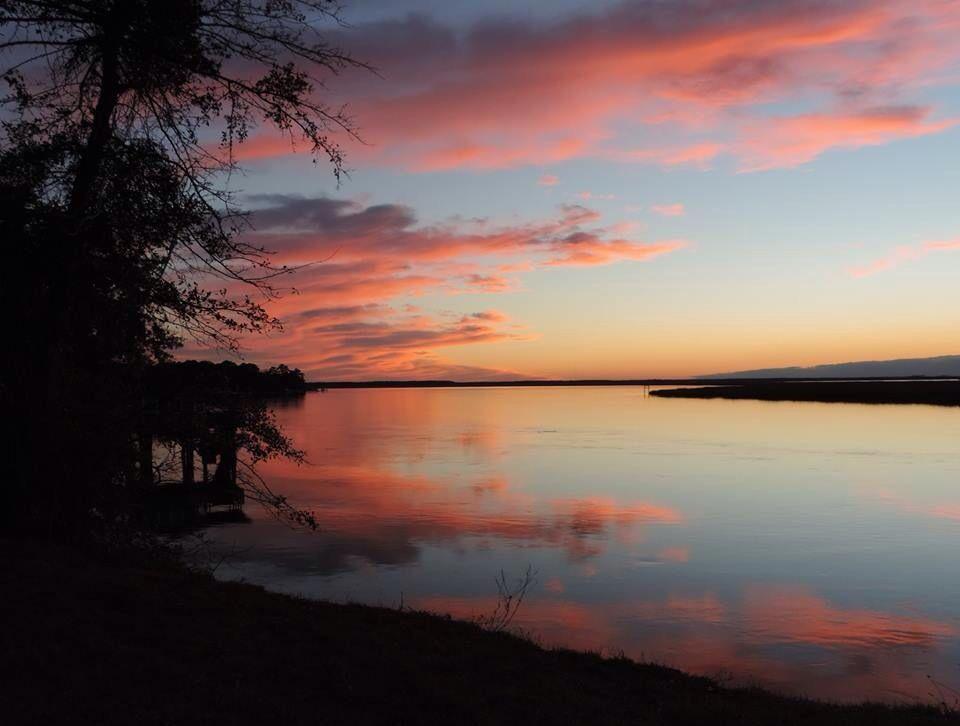 John henderson sunrises captures the liberty county coast