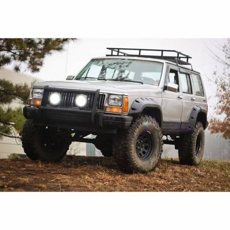 Cherokee Xj Fender Flares Outland 391163410 Jeep Cherokee Xj