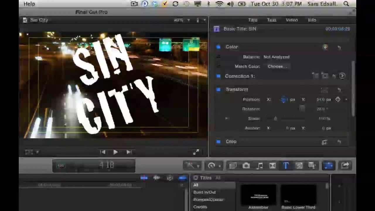 Pin on Multimedia Major work tutorials
